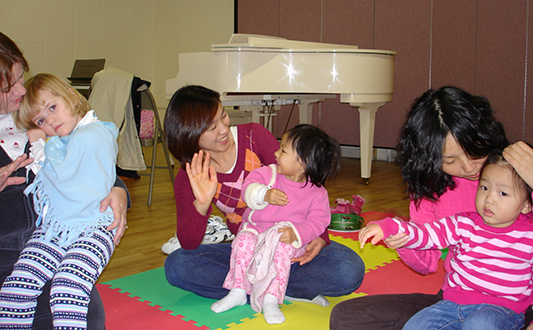 Free Sample Class - Family Music